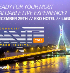 Meet the #SoundcityMVP2016 nominees, voting begins now