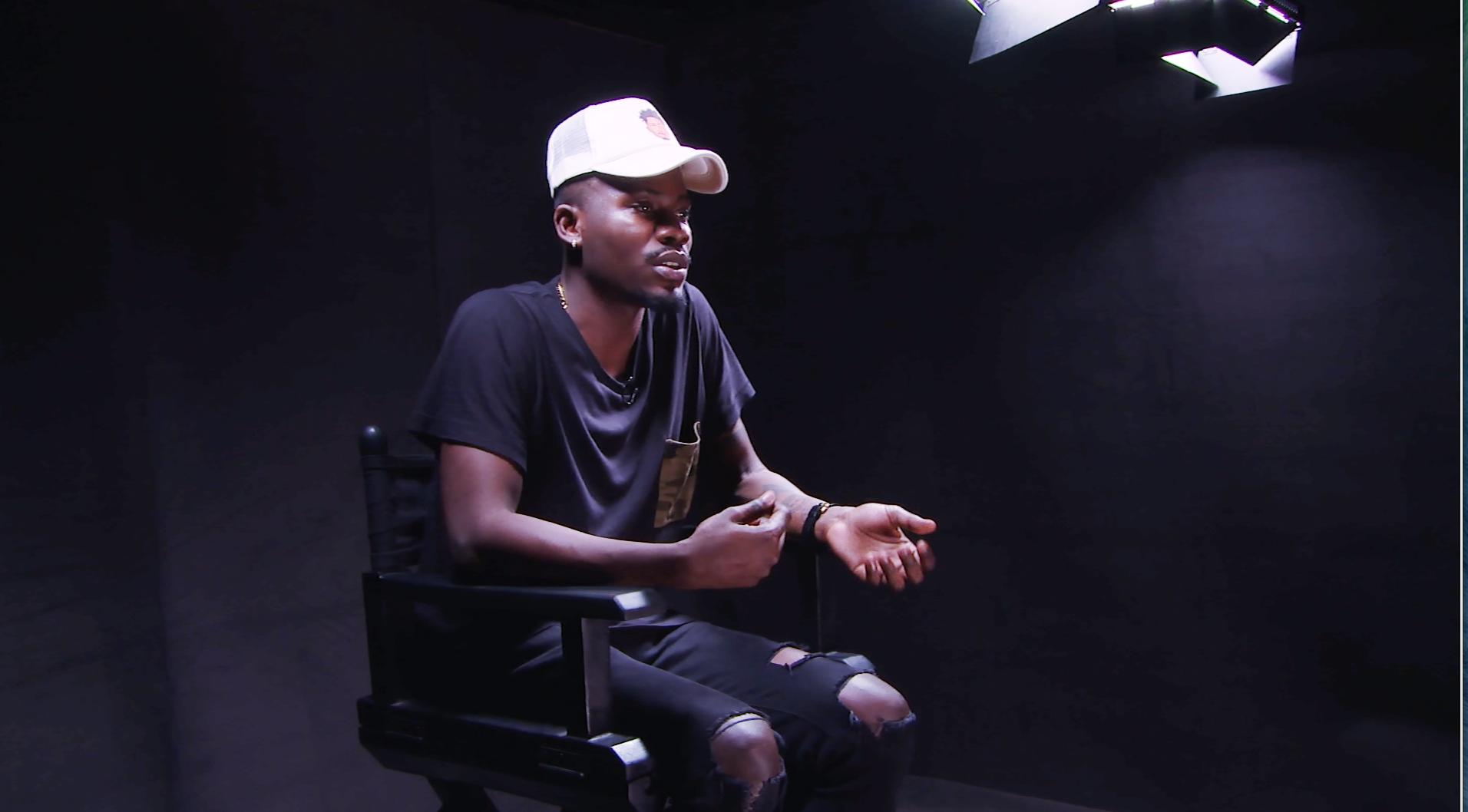 'If Not Music, (I'd Have Played) No. 9 Position at Manchester United' – YCEE | #SoundcityStarHost