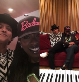 Missy Elliot to Bruno Mars: I am so humbled & grateful Bruno