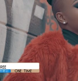 Rosa Ree's 'One Time' and Stanley Enow's 'Follow Me' are new entries on #AfricaRoxCountdown this week