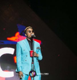Olamide's #OLIC3 in Photos