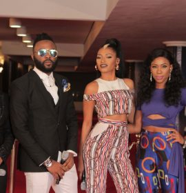 Re-live the action from Soundcity MVP Awards Festival