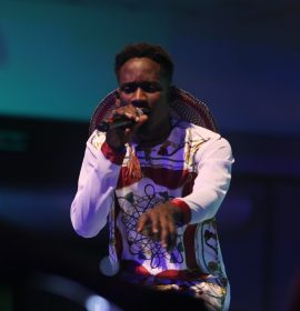 Seen the tracklist for Mr. Eazi's 'Life is Eazi vol. 2'?