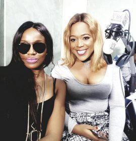 Seyi Shay on #TheTakeOver talks 'Electric Package', Tiwa Savage & Mathew Knowles