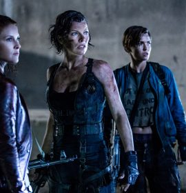 Resident Evil: The Final Chapter Movie Clip Takes You Inside the Hive