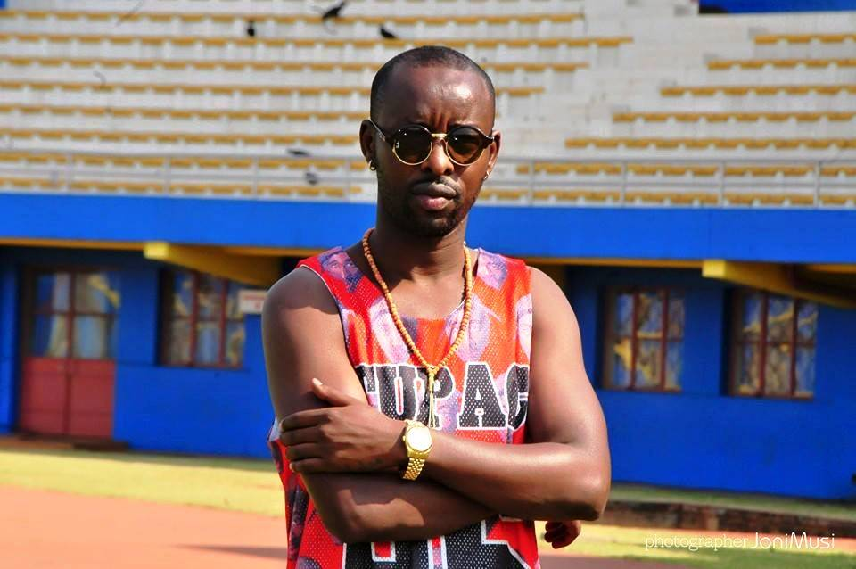 Eddy Kenzo shares video for 'Ghetto' off the 'Roots' Album