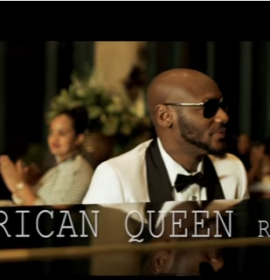 New Video: 2Baba – African Queen Remix