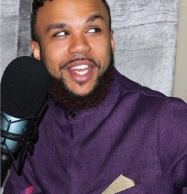 Jidenna in Lagos, talks relationship with Chief Obi & True Story behind 'Bambi'