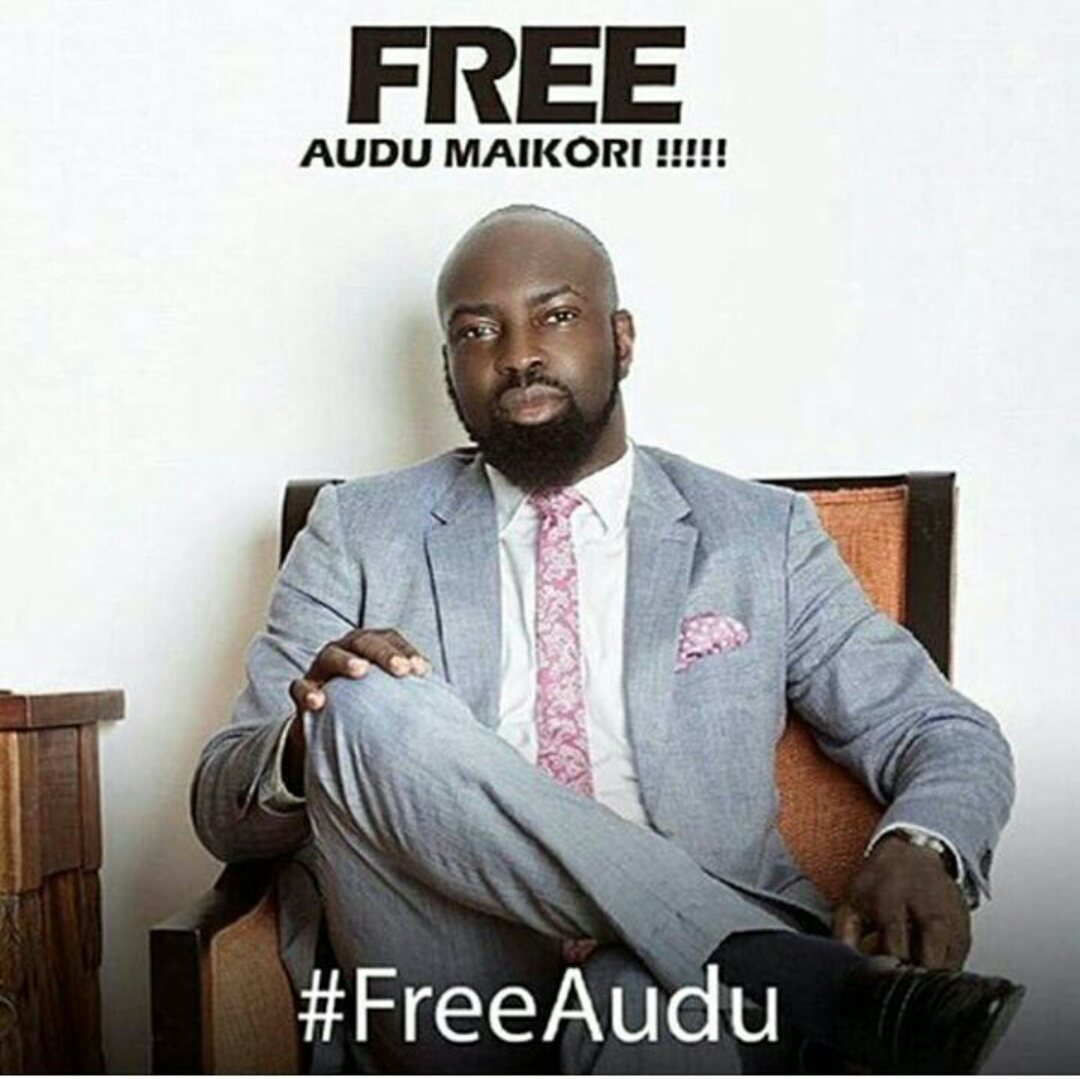 Chocolate City boss, Audu Maikori #FreeAudu