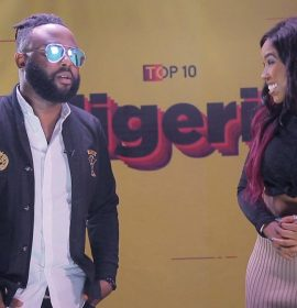 Davido's 'If' | VJ Adams and Pearl Banter on Top 10 Nigeria Countdown