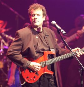 Johnny Clegg To Embark On The Final Journey U.S. Tour After Cancer Diagnosis