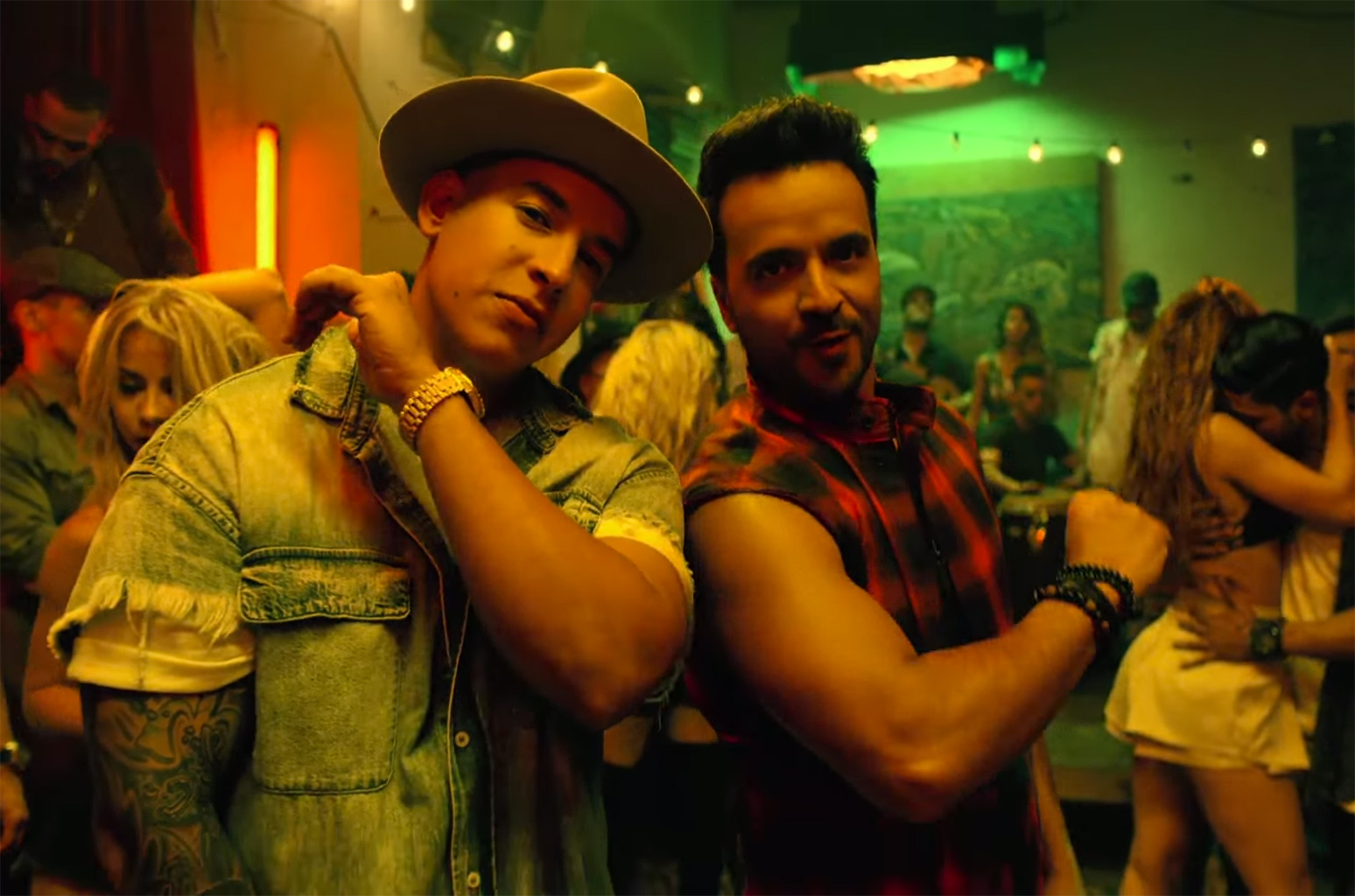 Luis Fonsi's 'Despacito' ft. Bieber is longest reigning non-English charter | Top 10 USA