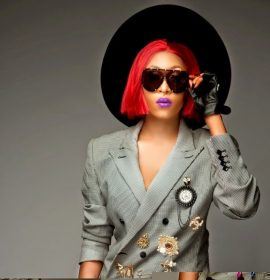 """I Am Going To Build My Fans A House Someday"" – Cynthia Morgan"