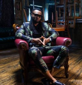 Flavour's Daughter Celebrates 2nd Birthday With Adorable Pictures
