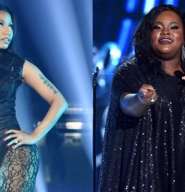 "Nicki Minaj Gets Featured On Tasha Cobbs Leonard's New Album ""Heart. Passion. Pursuit"""