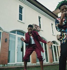 Korede Bello set to release new visuals feat. Lil Kesh – My People (Remix) (Snippet)