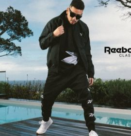 AKA Is Now Officially The face of Reebok Classics AFRICA