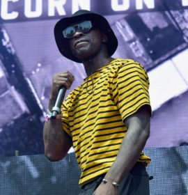 Wizkid Makes An Appearance  in Skepta's Video For 'Pure Water'
