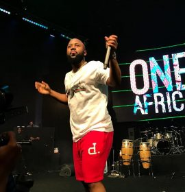 #OneAfricaMusicFestDubai: 10 things you should know from the Afrobeats Festival!