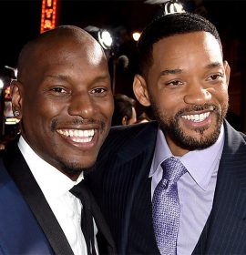 Tyrese didn't actually secure the 5 million dollar bag from Will Smith