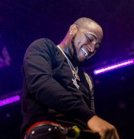 "Davido Pops Up Another New Single Titled ""Like Dat""!"