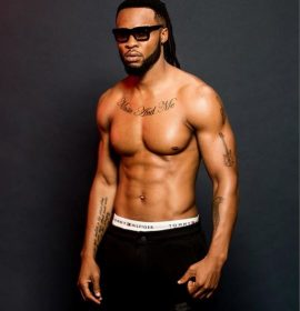 Flavour N'abania still the master Serenader in 'Some Like You,' watch video!