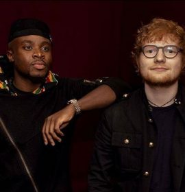 Africa's Pride! Fuse ODG teams up with Ed Sheeran and Mugeez for 'Boa Me'