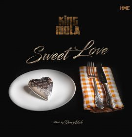 King Mola is giving 'Sweet Love' on a reggae tip, Listen to the new song!