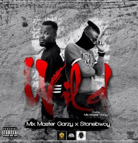 Mix Master Garzy and Stonebwoy going 'Wild' in new song!