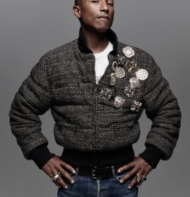 Pharrell Williams has just recorded a new song that won't be played until 100 years!