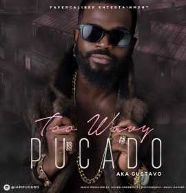 Pucado is back with a jivy sound titled 'Too Wavy'!
