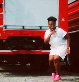 Listen to Teni the Entertainer's ART X Live! 2018 remakes titled – 'Get Down,' prod. by Odunsi the engine