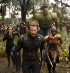 Marvel unveils superhero-packed 'Avengers: #InfinityWar' trailer