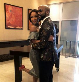 Just in! Banky W & Adesua Etomi now Legally Married after signing papers