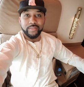 Banky W Shares Video for 'Love U Baby' and Adesua Etomi is not the love interest :-)