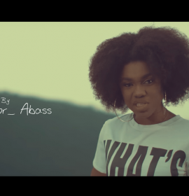 "Becca is heartbroken in ""Don't Know"" video featuring Kofi Kinaata"