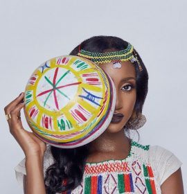 YCee's labelmate, Bella Alubo is a northern princess in photos ahead of her 'Gimme Love' single release