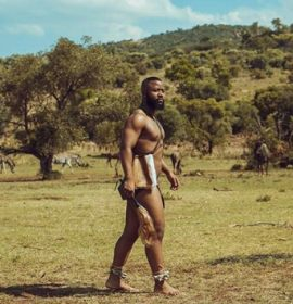 Cassper Nyovest and Davido bring loads of eye candy to 'Check on You' video, watch!