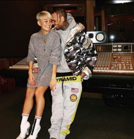 Chris Brown Sparks new relationship rumor with an Indonesian Girl