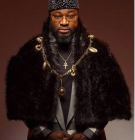 Would you call Harrysong 'Donatus'? | Listen to songs off his album 'King Maker'