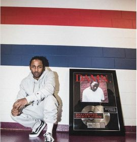 Kendrick Lamar's 'DAMN.' Named Best Album of 2017 by Rolling Stone Beating Jay-z's '4:44'