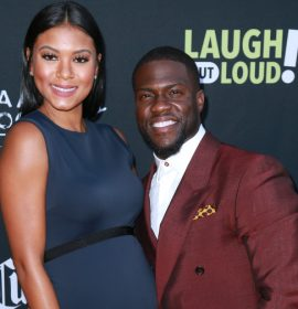 Just in! Reaction on Twitter as Kevin Hart & Wife Eniko welcome son Kenzo
