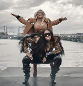 Watch Remy Ma and Lil Kim in 'Wake Me Up' video!