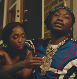 Meek Mill shares a mini-love romantic story in 'Fall Thru' Video | Watch