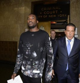 Meek Mill Garner More Celeb Supporters; Motion to be Filed for the Judge to be Removed