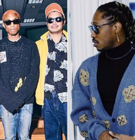 Listen to N.E.R.D's new song '1000' ft. Future