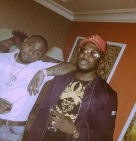 DMW's new artiste Peruzzi Features Davido on 'For your pocket remix'