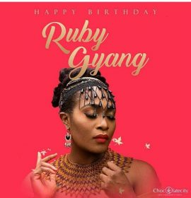 Ruby Gyang write three part letter on her birthday, must read!