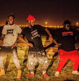 "DJ Capital is back with the visuals to hot tune titled ""Skebe Dep Dep"" ft. Reason, Kid X & Kwesta"