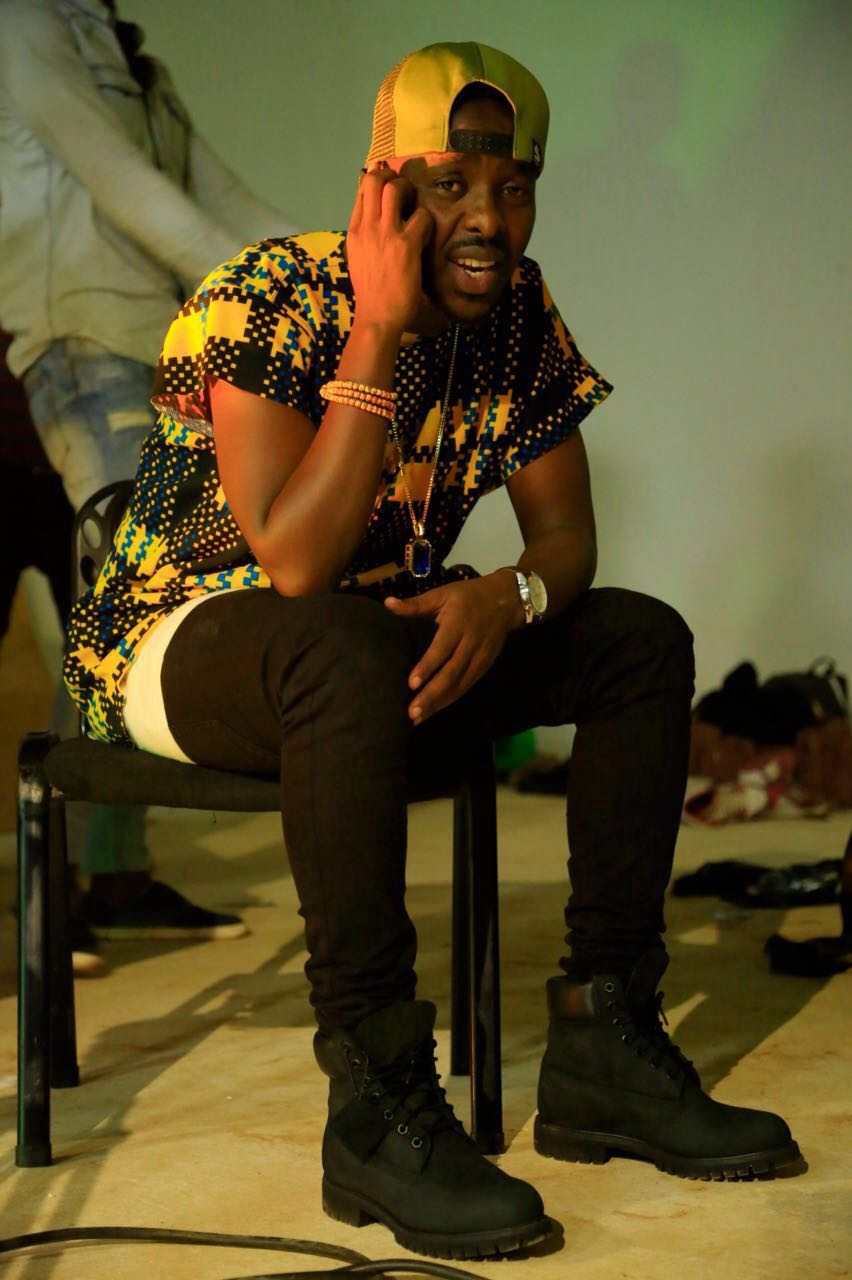 Eddy Kenzo set to give music a break for some time and focus on Soccer